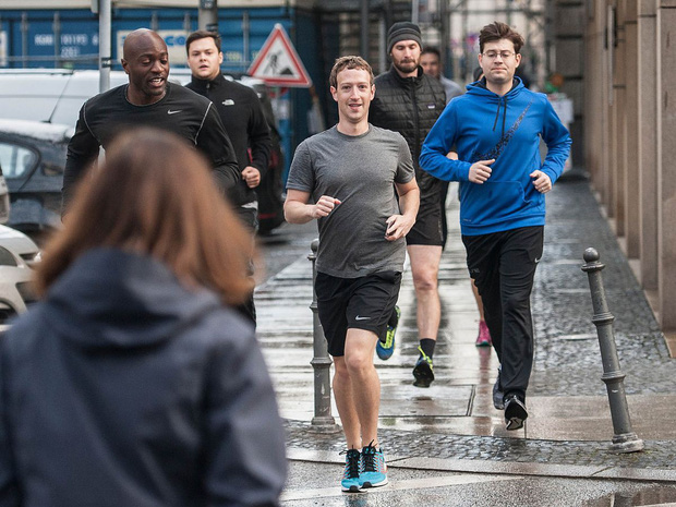 Ly kỳ chuyện bảo vệ CEO Facebook Mark Zuckerberg đẳng cấp nguyên thủ - Ảnh 1.