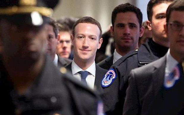 Ly kỳ chuyện bảo vệ CEO Facebook Mark Zuckerberg đẳng cấp nguyên thủ - Ảnh 2.