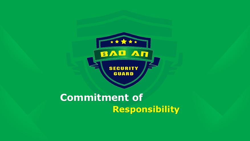 Cam kết trách nhiệm